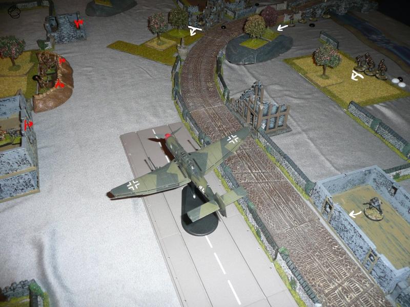 Malème, Crête 1941, Britanniques vs fallschirmjagers P1070360