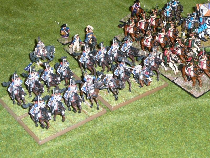 Bicentenaire de la Campagne 1812 - Entrainement pour Borodino la Moskowa, 2e P1070513