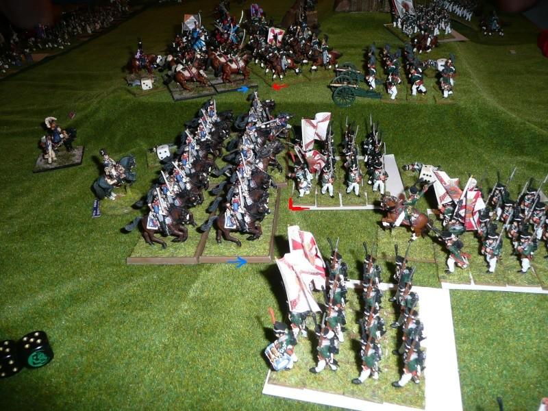Bicentenaire de la Campagne 1812 - Entrainement pour Borodino la Moskowa, 2e P1070520