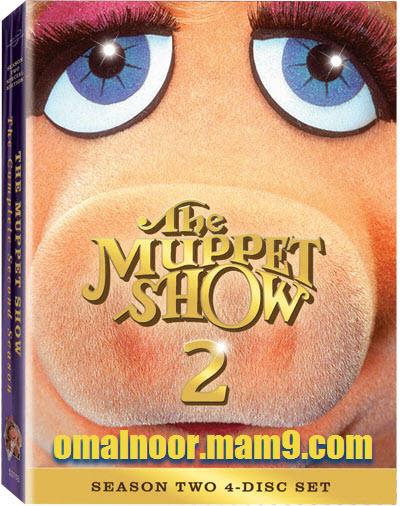 بإنفراد تام تحميل جميع مواسم مسرح العرائس المابيت شو الخمسة كاملة / The Muppet Show Full season 1- 5 Muppet11