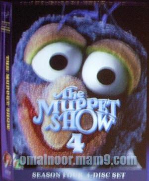 بإنفراد تام تحميل جميع مواسم مسرح العرائس المابيت شو الخمسة كاملة / The Muppet Show Full season 1- 5 Tms-se10