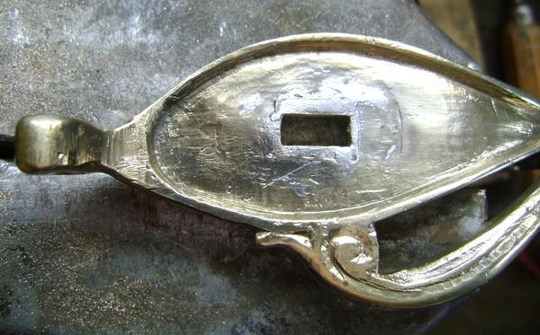 Restauration d'un sabre d'Afrique du nord. Dsc01656
