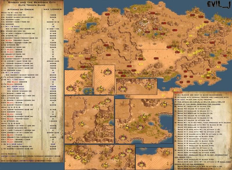 Sinbad et la ville assiégée City10