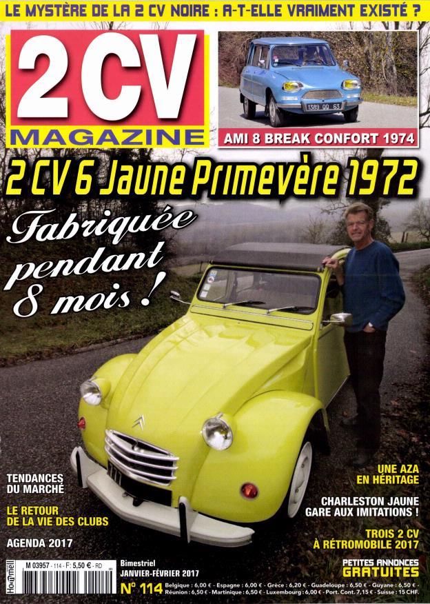 Magazines sur la 2CV: M3957_10
