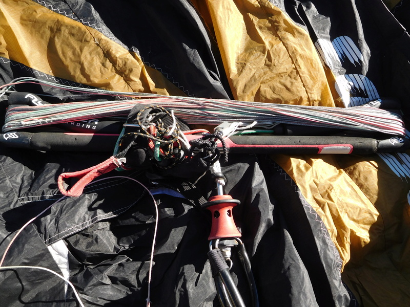 Flysurfer speed 3 15 dlx ( VENDUE ) Dscn0612