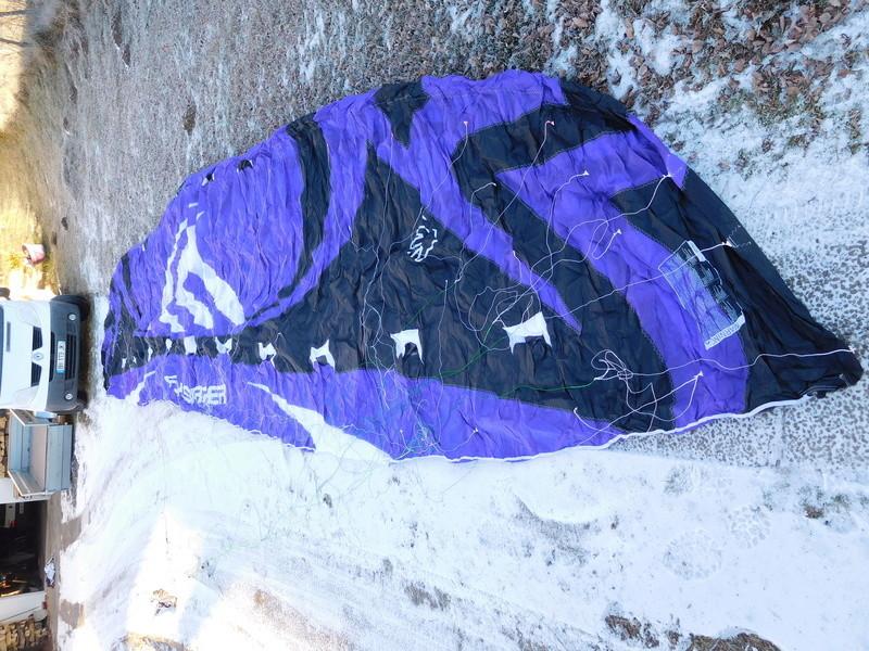 flysurfer speed 3 19 dlx purple ( VENDUE ) Dscn0615