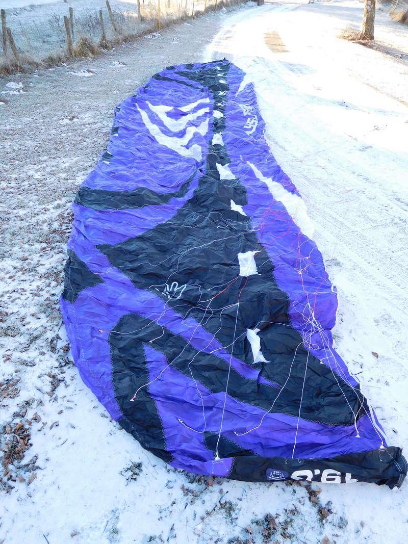 flysurfer speed 3 19 dlx purple ( VENDUE ) Dscn0617