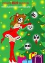 Joyeux Noël & Bonnes Fêtes  Kiss_n20