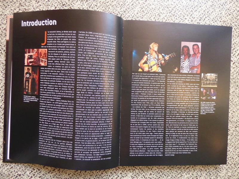 [livre] Johnny Hallyday notre icône P1070716