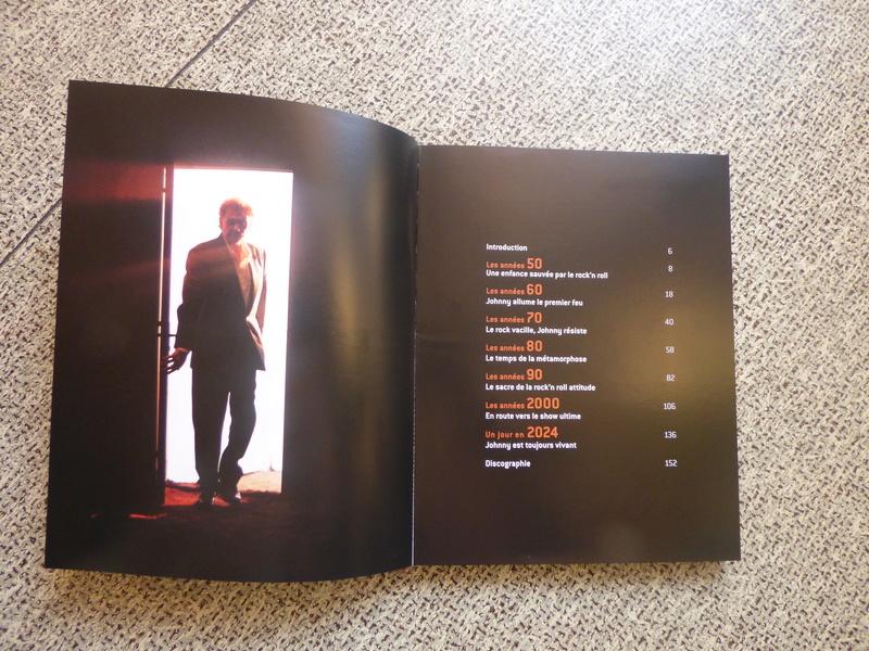 [livre] Johnny Hallyday notre icône P1070717