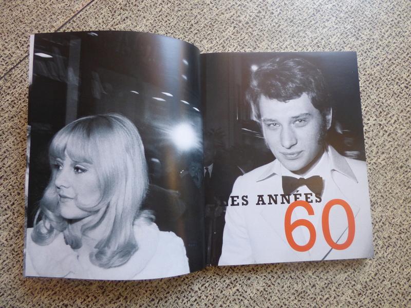 [livre] Johnny Hallyday notre icône P1070718