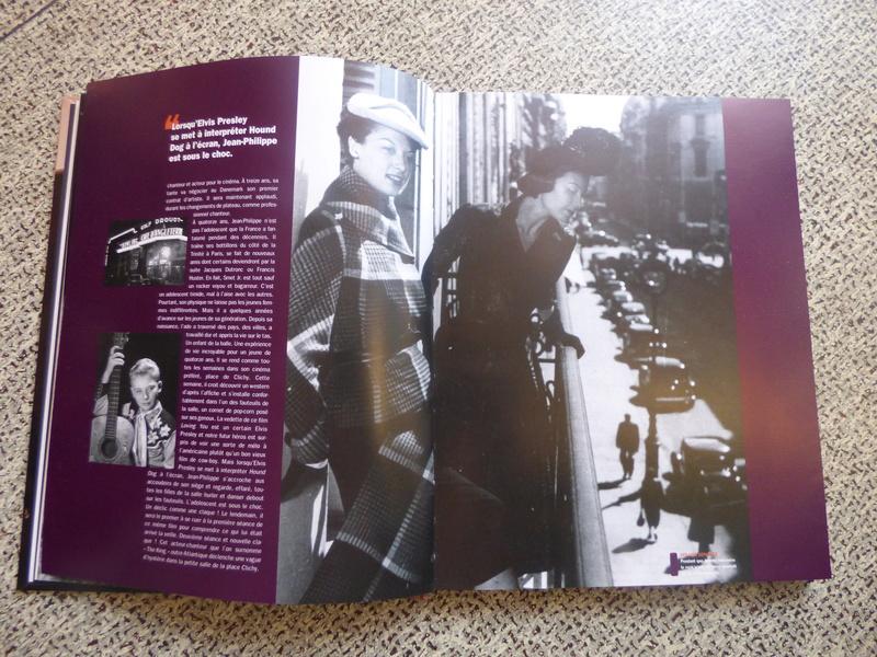 [livre] Johnny Hallyday notre icône P1070724