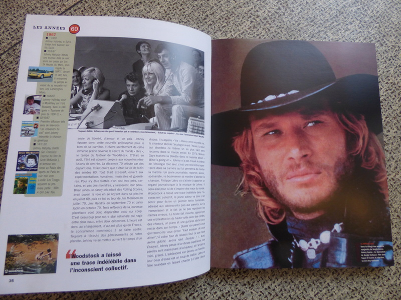 [livre] Johnny Hallyday notre icône P1070731