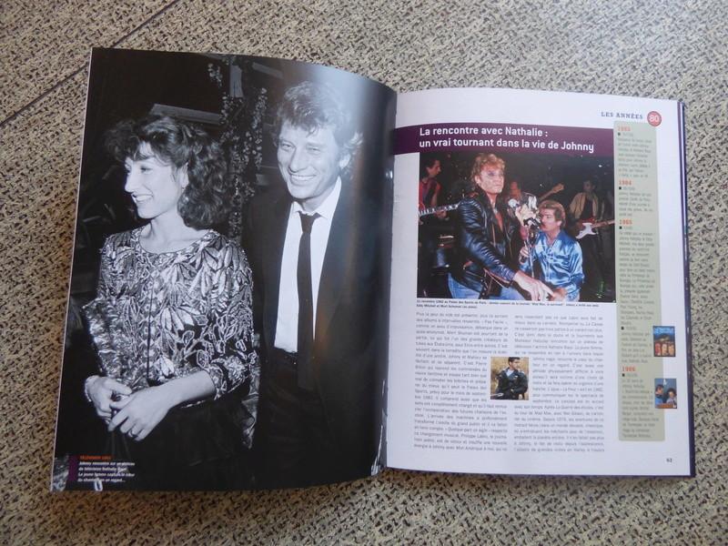 [livre] Johnny Hallyday notre icône P1070746