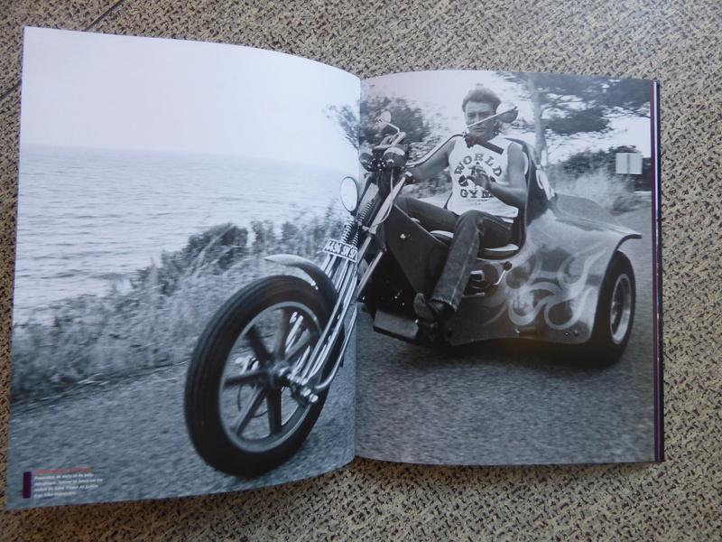 [livre] Johnny Hallyday notre icône P1070747