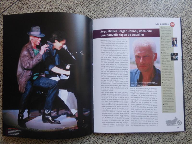 [livre] Johnny Hallyday notre icône P1070748