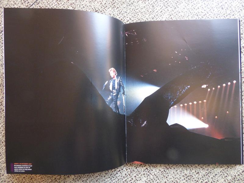 [livre] Johnny Hallyday notre icône P1070753