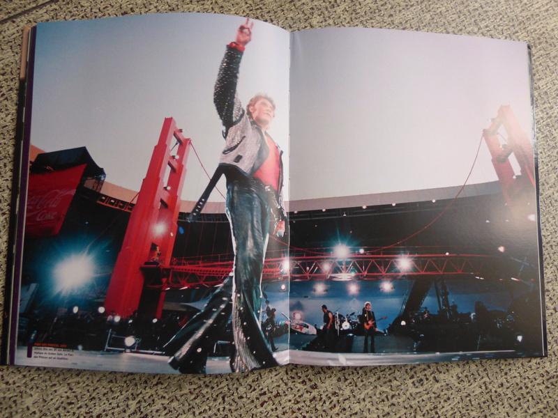 [livre] Johnny Hallyday notre icône P1070761