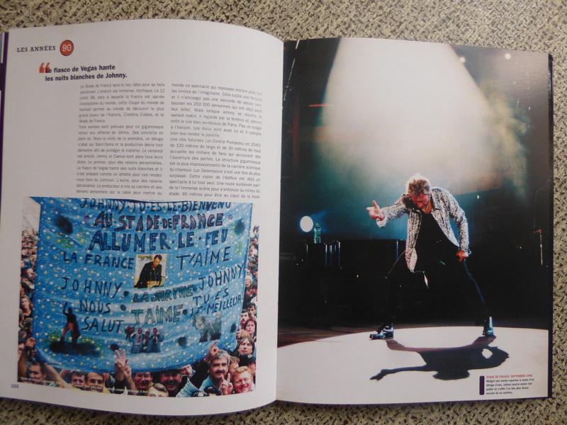 [livre] Johnny Hallyday notre icône P1070768