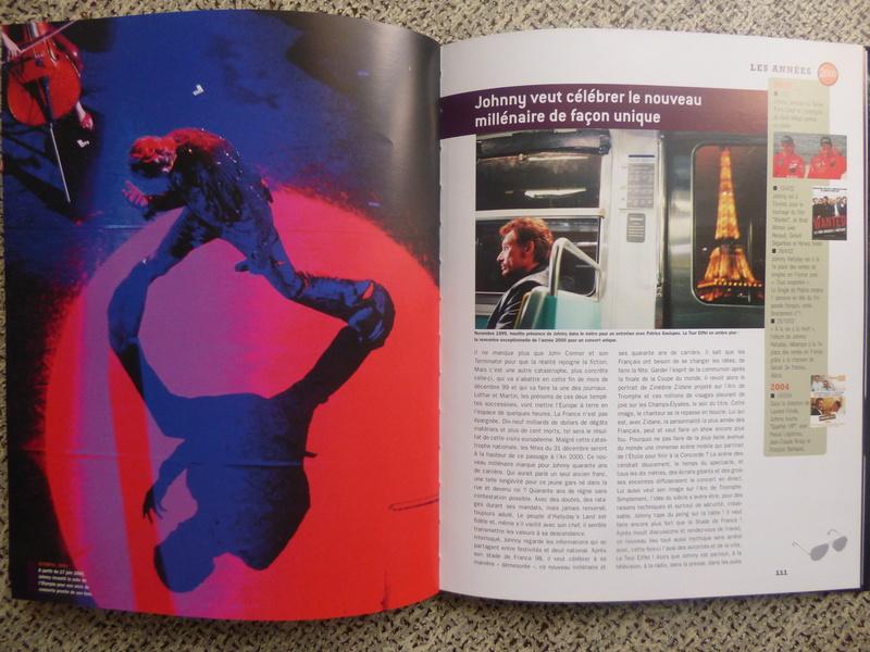 [livre] Johnny Hallyday notre icône P1070813