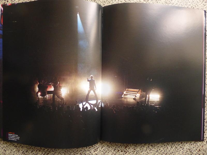 [livre] Johnny Hallyday notre icône P1070814