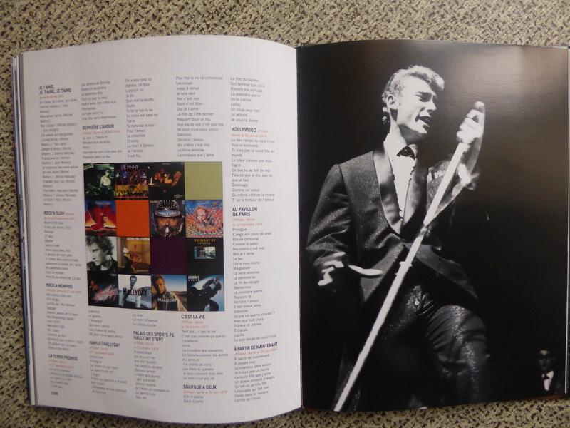 [livre] Johnny Hallyday notre icône P1070835
