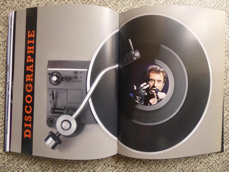 [livre] Johnny Hallyday notre icône P1070837