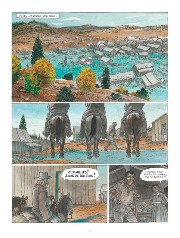 Hermann le dessinateur sans limite - Page 14 Duke-t11