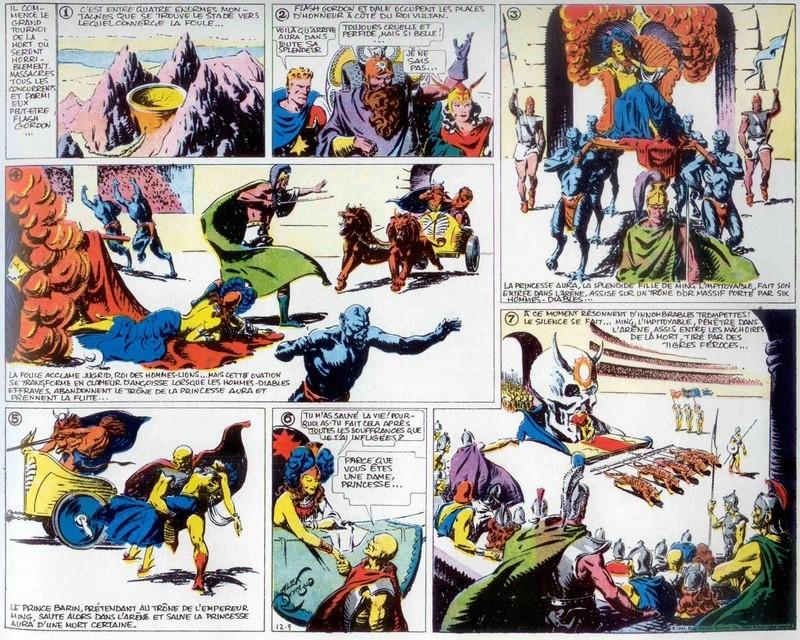 Alex RAYMOND et ses personnages - Page 7 Flash-14