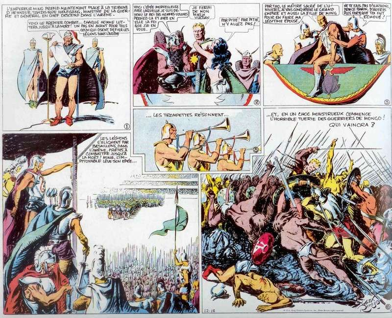 Alex RAYMOND et ses personnages - Page 7 Flash-15