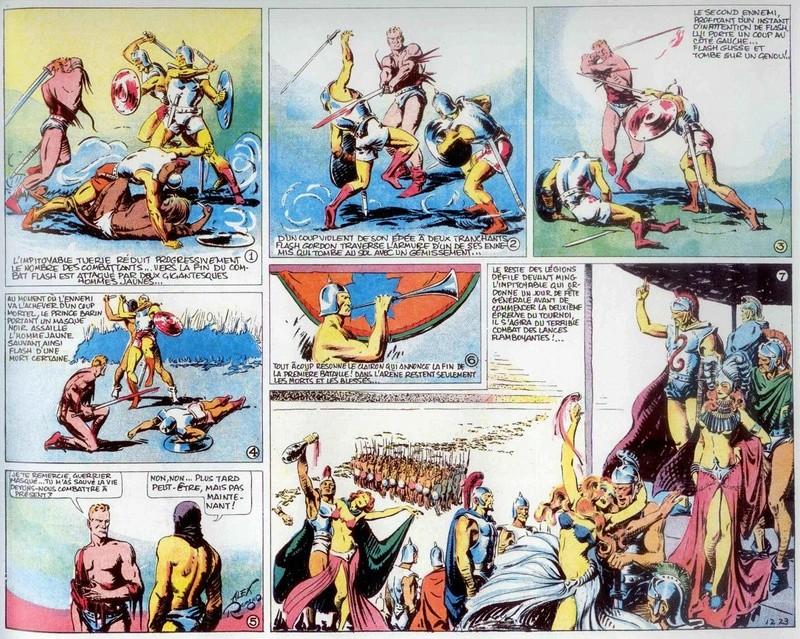Alex RAYMOND et ses personnages - Page 7 Flash-16