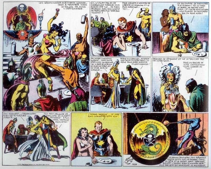 Alex RAYMOND et ses personnages - Page 7 Flash-17