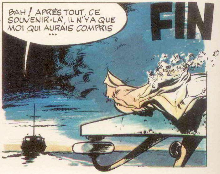 """Les BD qui """"donnent le frisson"""" Frisso17"""