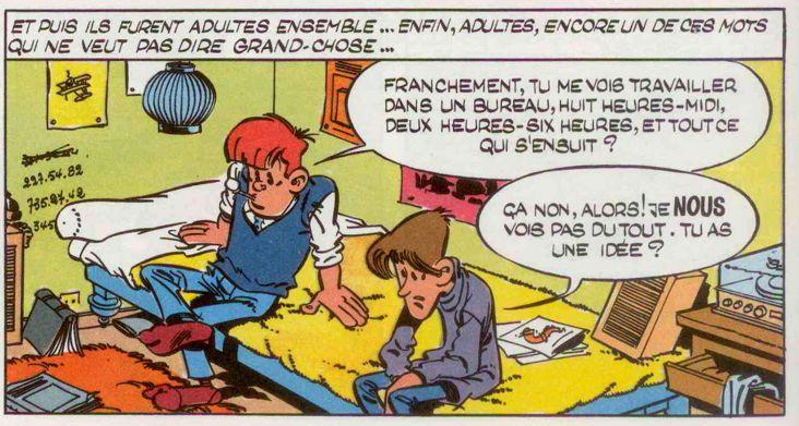 """Les BD qui """"donnent le frisson"""" Frisso19"""