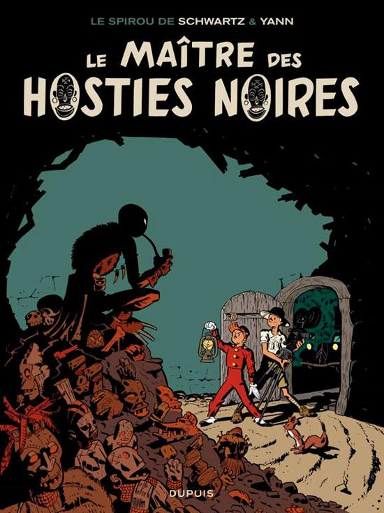 Spirou et ses dessinateurs - Page 8 Hostie10