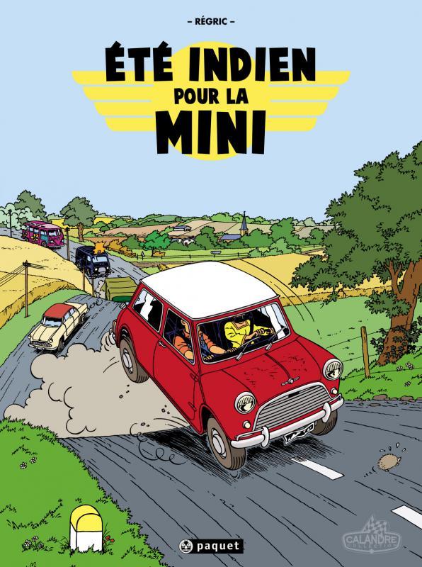 Régric : les autres bandes dessinées Mini-c10