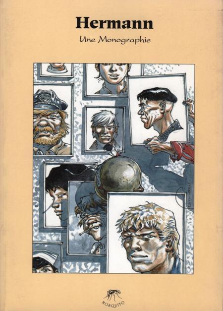 Hermann le dessinateur sans limite - Page 14 Monog-14