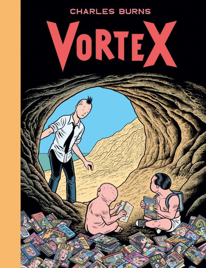Charles Burns et la ligne sombre Vortex10