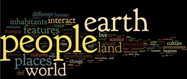 موسوعة مصطلحات علم الجغرافيا Geography بالانجليزية مترجمة للعربية Wcloud10