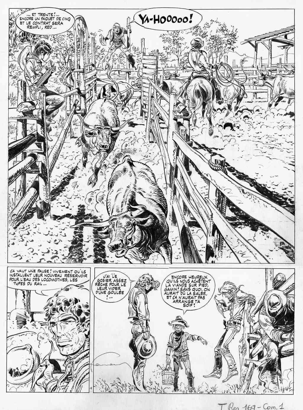 Hermann le dessinateur sans limite - Page 14 Herman15