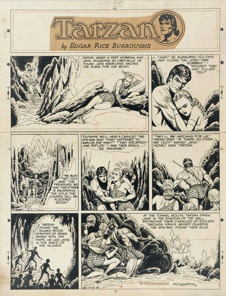 Burne HOGARTH - Page 3 Hogart11