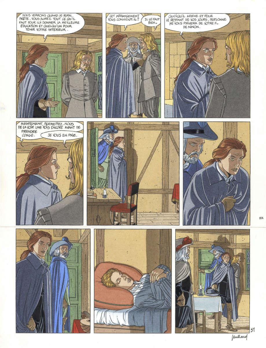 Les sept vies de l'Epervier - Page 3 Juilla14