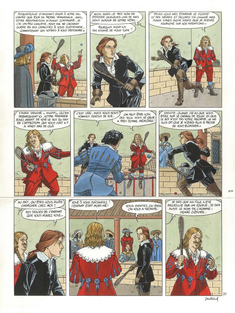 Les sept vies de l'Epervier - Page 3 Juilla15