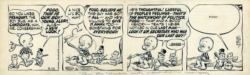 Walt KELLY et Pogo - Page 7 Kelly-10