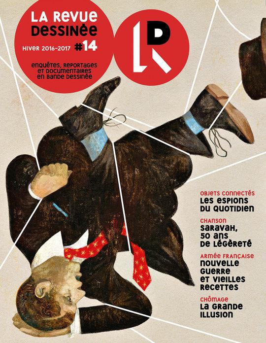 Reportages  journalisme et bande dessinée - Page 3 Lrdn10
