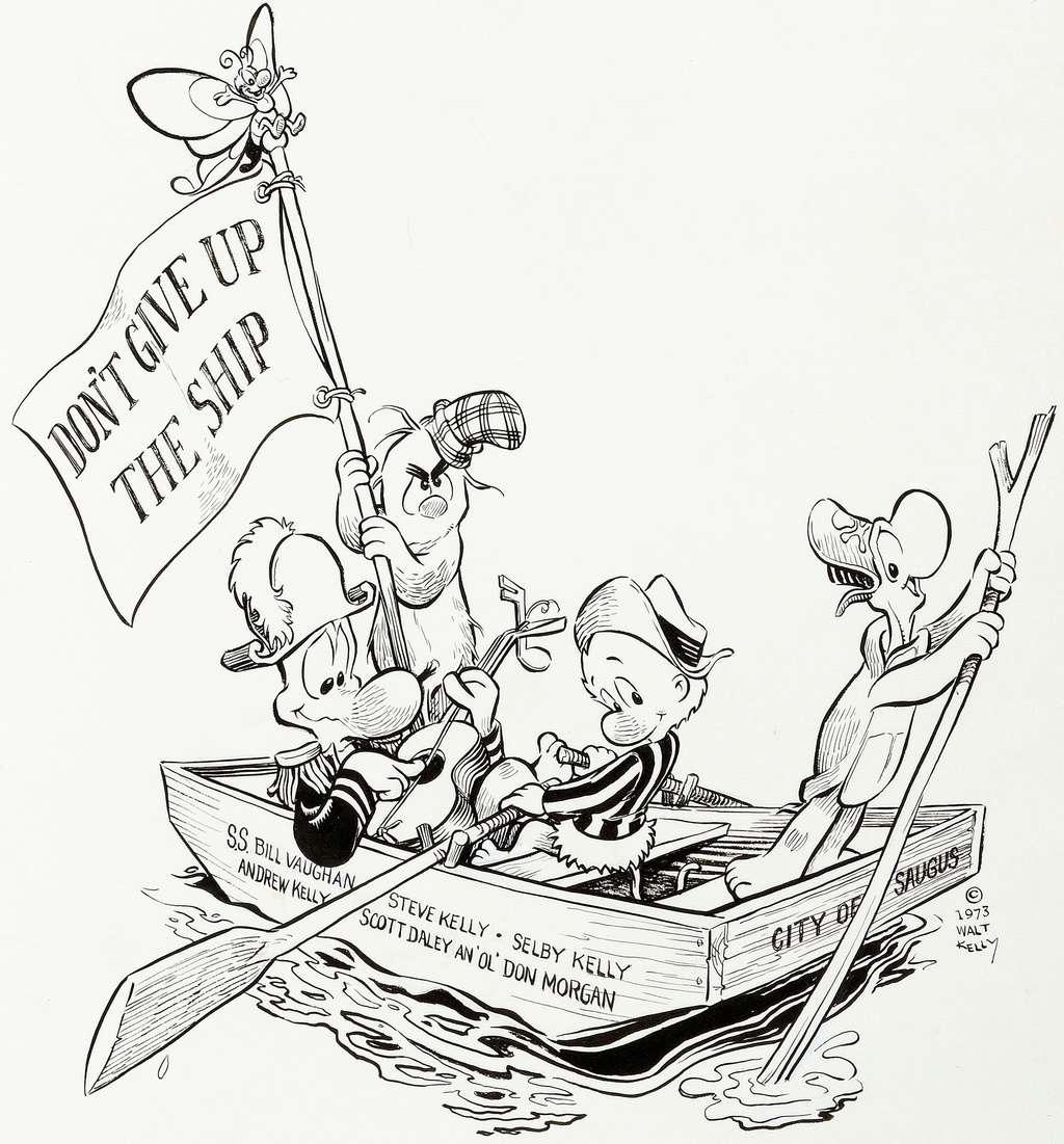 Walt KELLY et Pogo - Page 7 Pogoha10