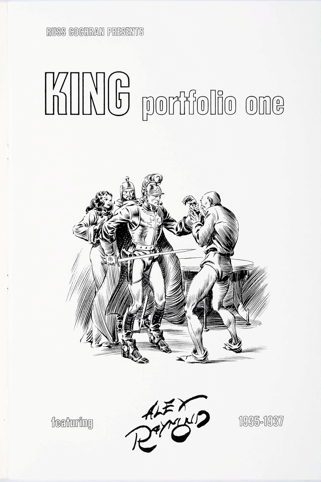 Alex RAYMOND et ses personnages - Page 7 Raymon11
