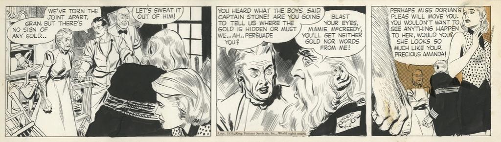 Alex RAYMOND et ses personnages - Page 7 Raymon14
