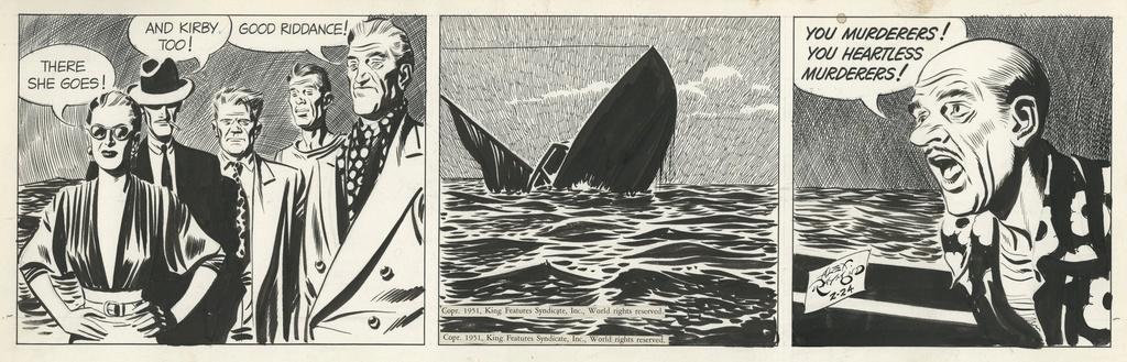 Alex RAYMOND et ses personnages - Page 7 Raymon15