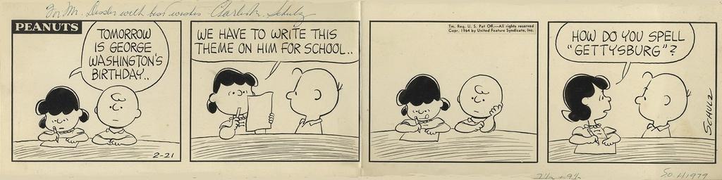 """La saga """"Peanuts"""" - Page 6 Schulz10"""